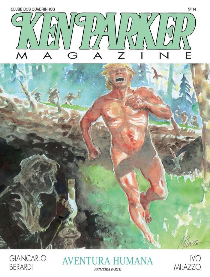 Ken Parker Magazine # 14