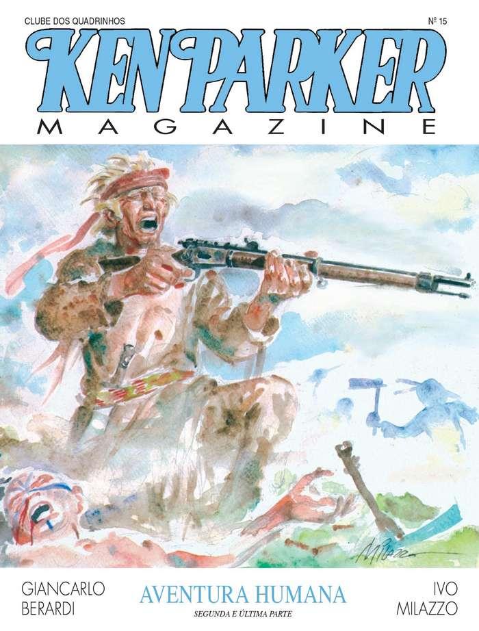 Ken Parker Magazine # 15