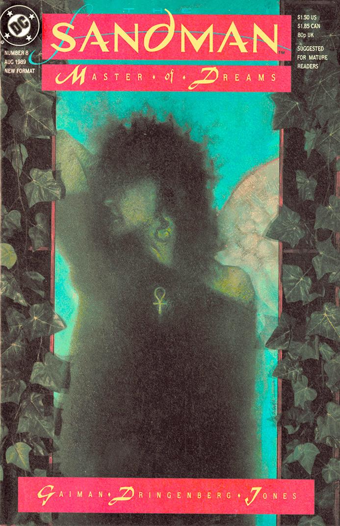 Capa de Sandman # 8