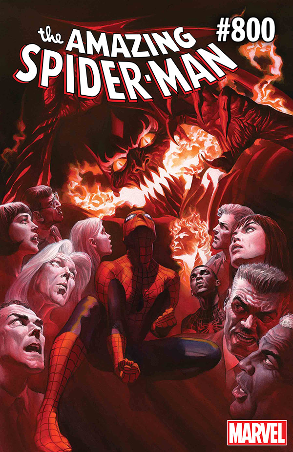 The Amazing Spider-Man # 800