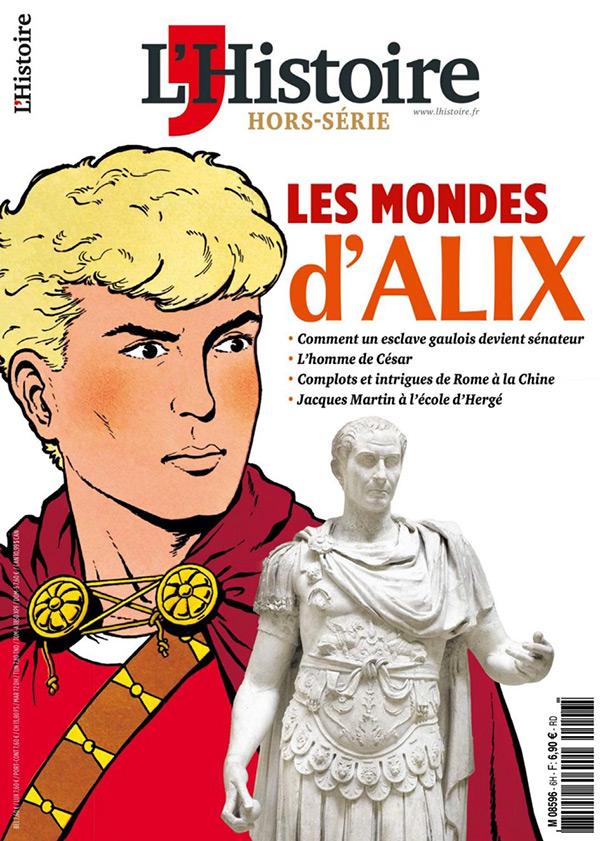 L'Histoire - les Mondes d'Alix