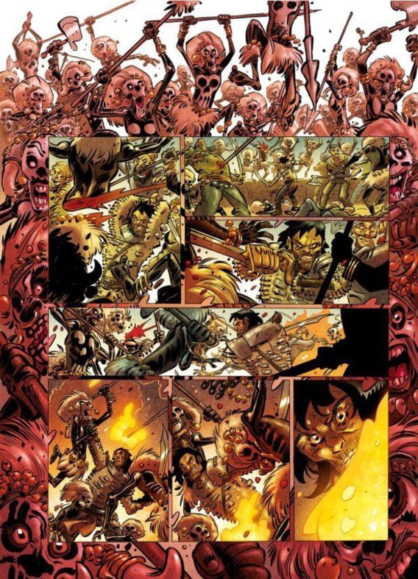 Páginas de Conan - A Rainha da Costa Negra