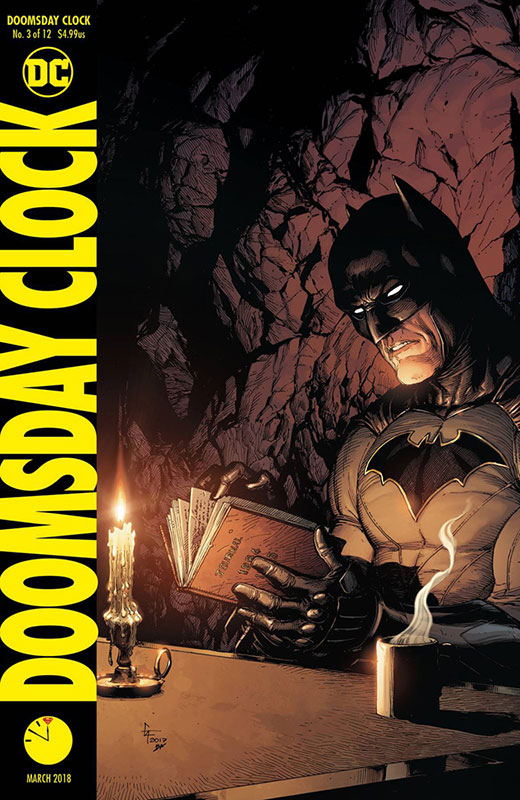 Doomsday Clock # 3
