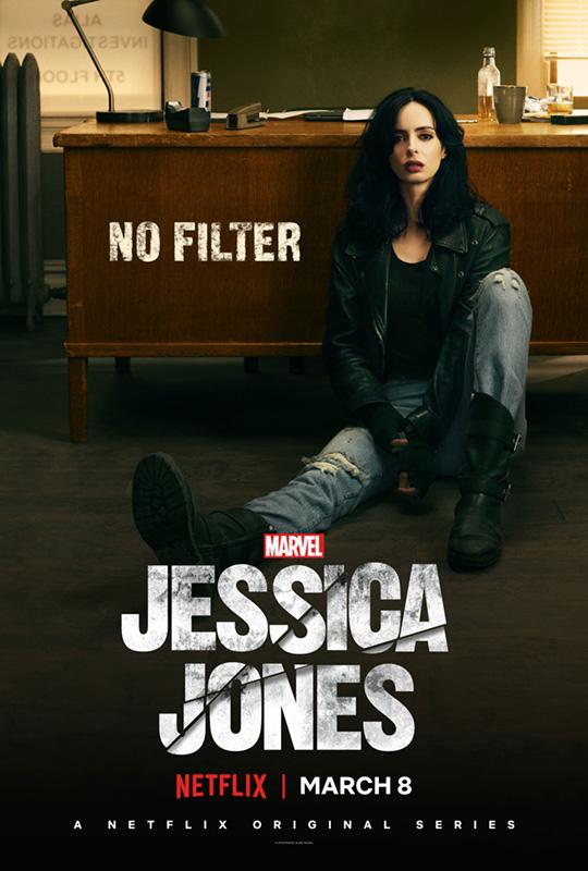 Jessica Jones - Segunda temporada
