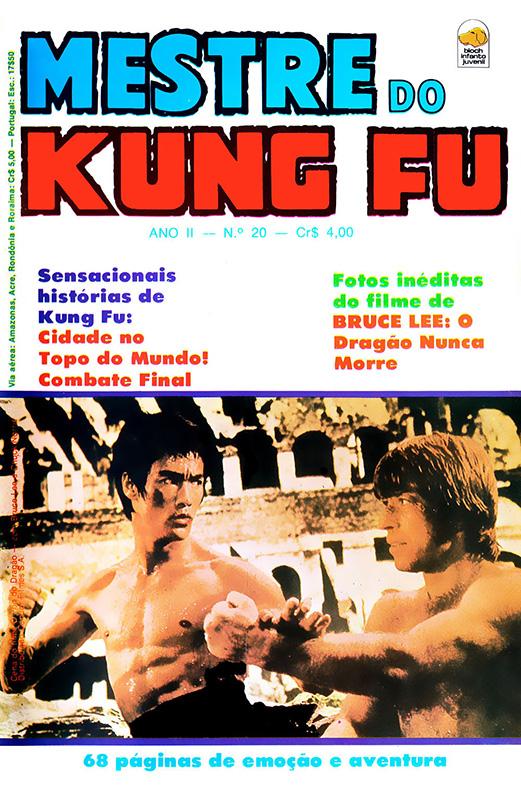 Mestre do Kung Fu # 20