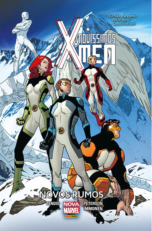 Novíssimos X-Men - Novos Rumos