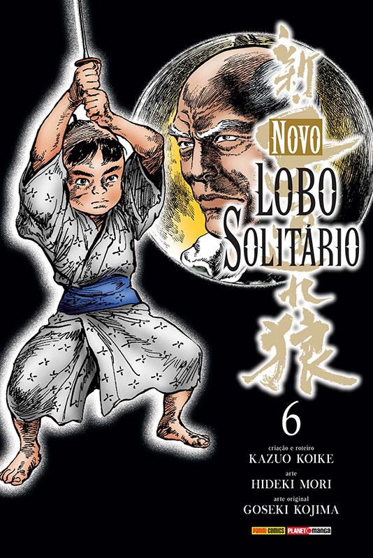 Novo Lobo Solitário # 6