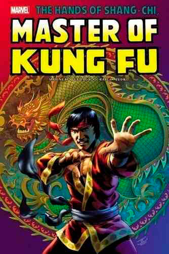 Shang Chi - Master of Kung Fu -Omnibus # 2