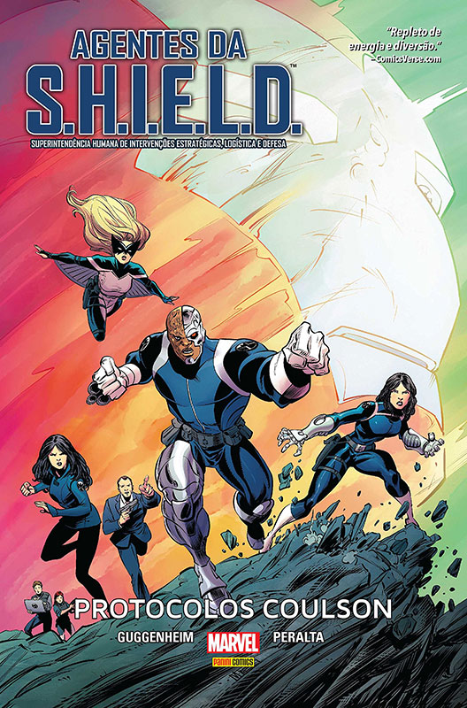Agentes da S.H.I.E.L.D. - Protocolos Coulson