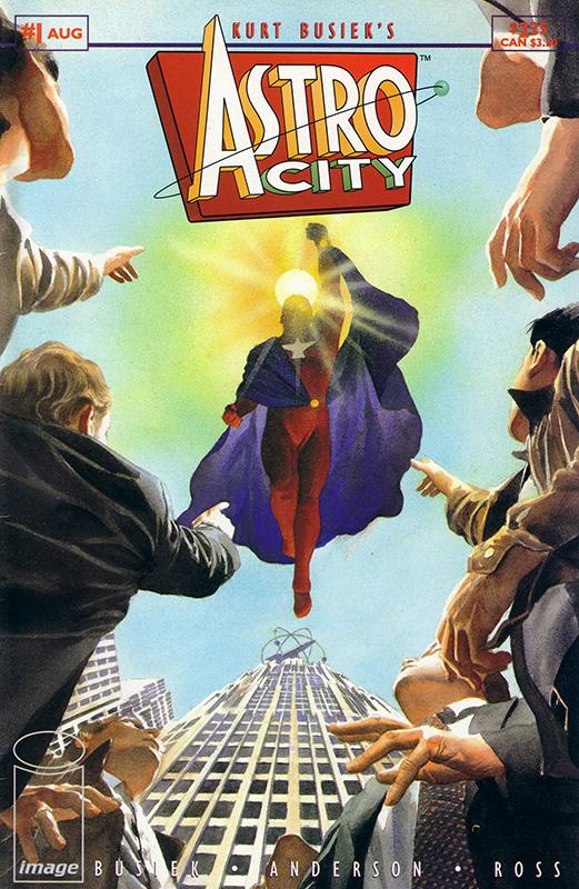 Astro City # 1, de 1995
