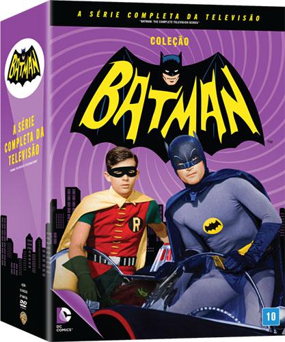 Batman - A série completa da televisão (18 discos)