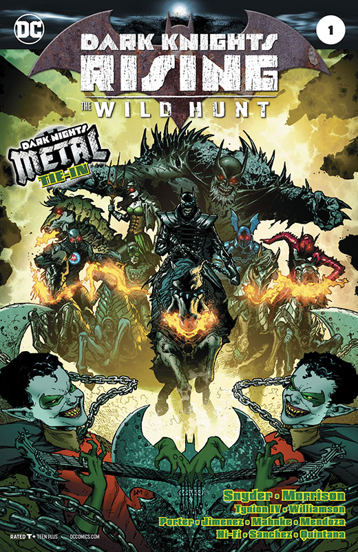 Dark Knight Rising: The Wild Hunt # 1
