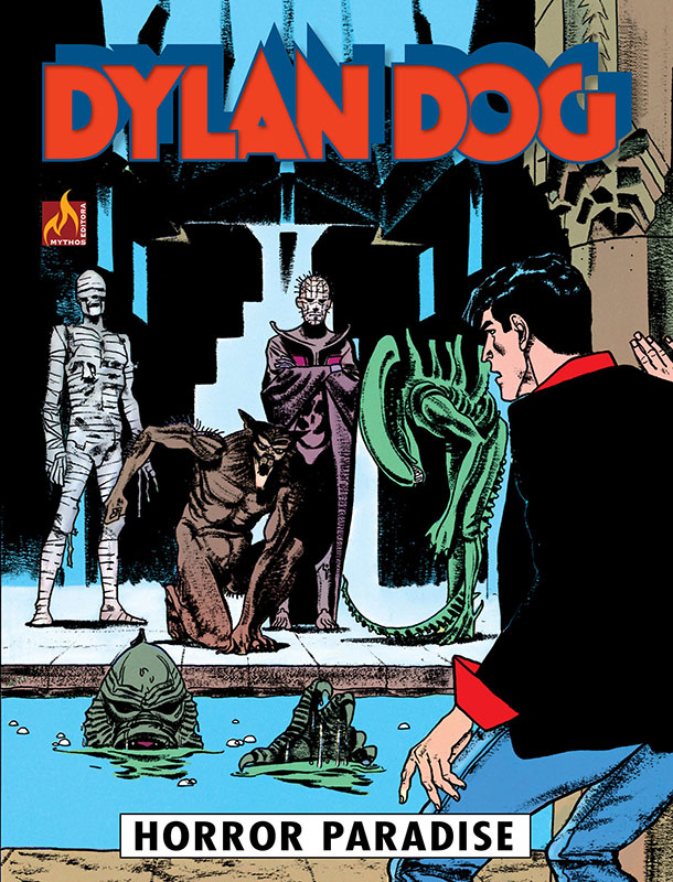 Dylan Dog # 1 - Horror Paradise