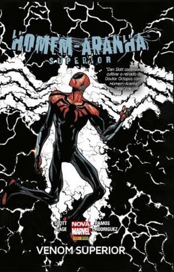 Homem-Aranha Superior - Venom Superior
