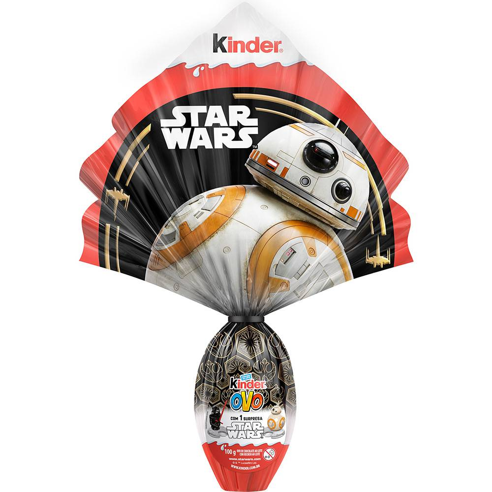 Kinder Ovo Star Wars