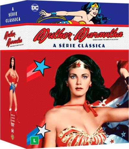 Mulher-Maravilha - A série clássica