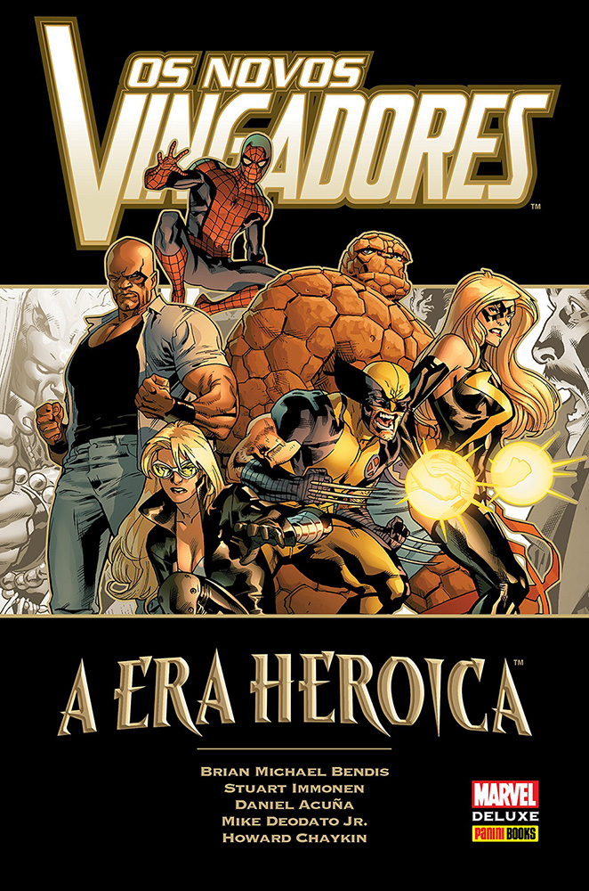 Os Novos Vingadores - A Era Heroica