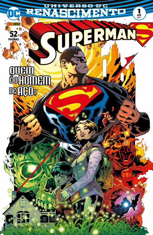 Superman # 1 (Renascimento)