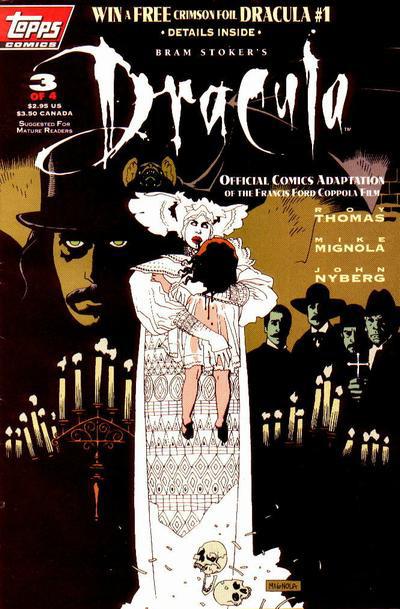 Bram Stroker's Dracula # 3