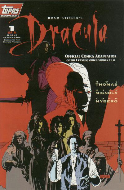 Bram Stroker's Dracula # 1