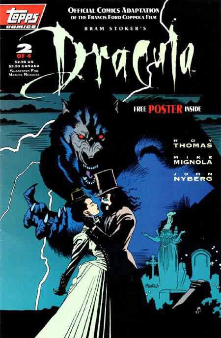 Bram Stroker's Dracula # 2