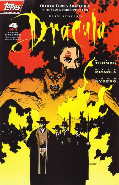 Bram Stroker's Dracula # 4