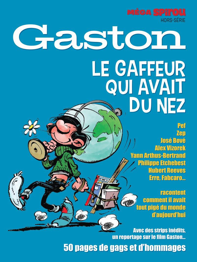 Mèga Spirou Spécial Gaston