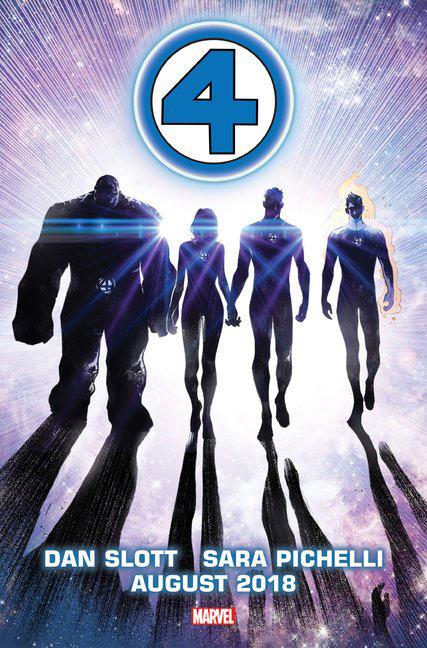 O Quarteto Fantástico retornará em julho