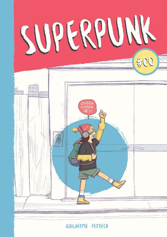 Superpunk # 00
