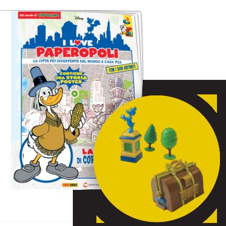 I Love Paperopoli # 3