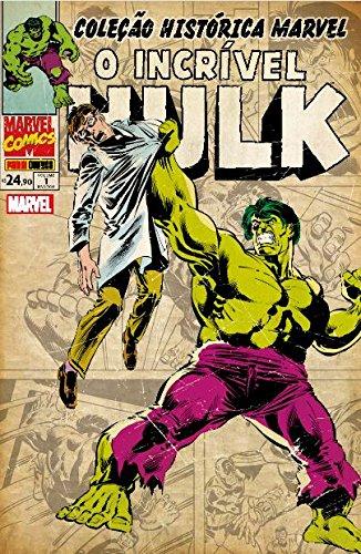 Coleção Histórica Marvel - O Incrível Hulk - Volume 1