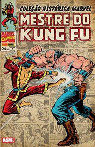 Coleção Histórica Marvel - Mestre do Kung Fu - Volume 1