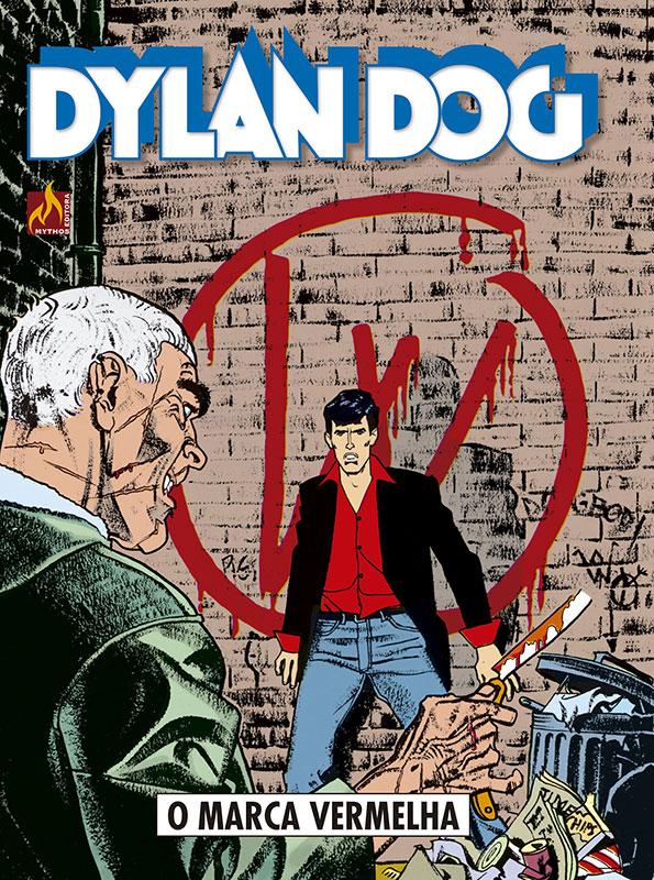 Dylan Dog # 2 - O Marca Vermelha
