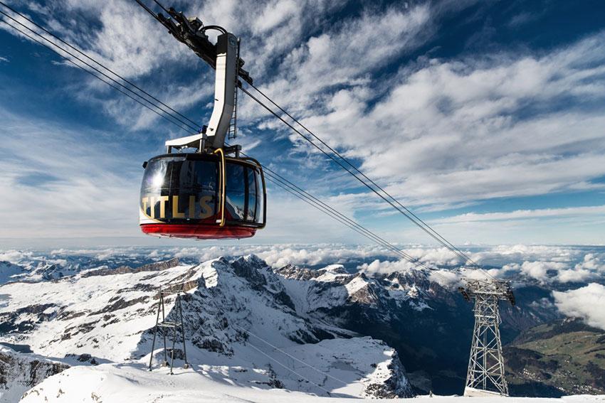 Monte Titlis, em Lucerna