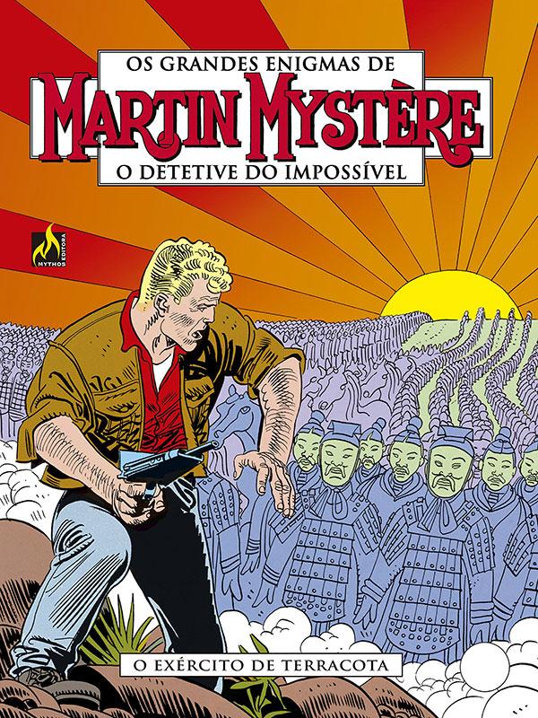 Martin Mystére # 2 - O exército de Terracota