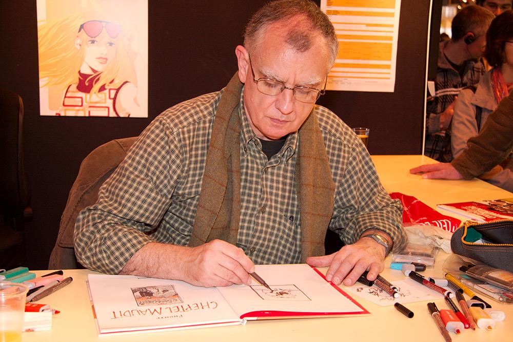 Richard Peyzaret, mais conhecido como F'Murr