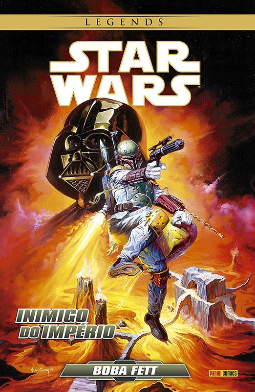 Star Wars Legends – Boba Fett – Inimigo do Império