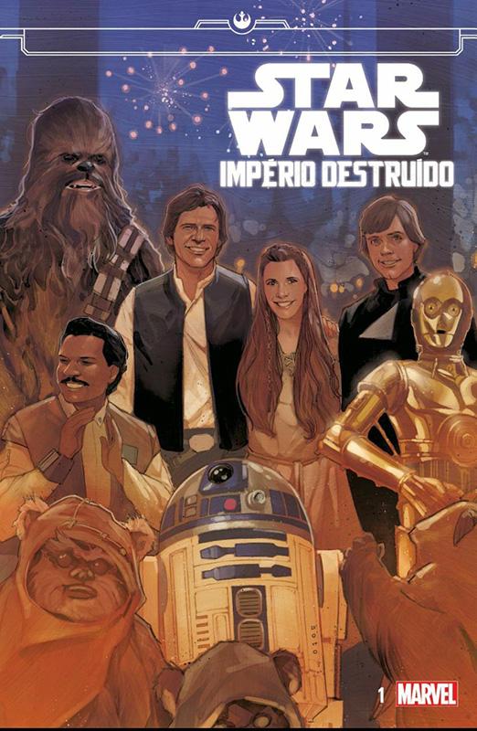 Star Wars – Império Destruído # 1