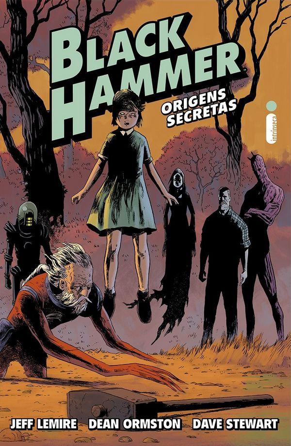Black Hammer – Origens secretas