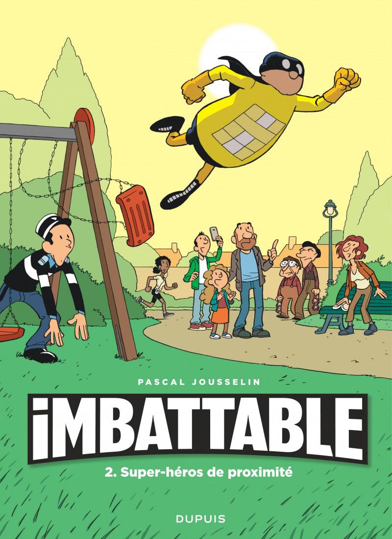 Imbattable # 2