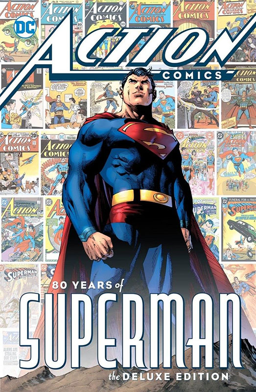 Action Comics - 80 Years of Superman