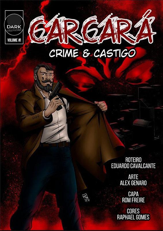 Carcará - Volume 1 - Crime & Castigo