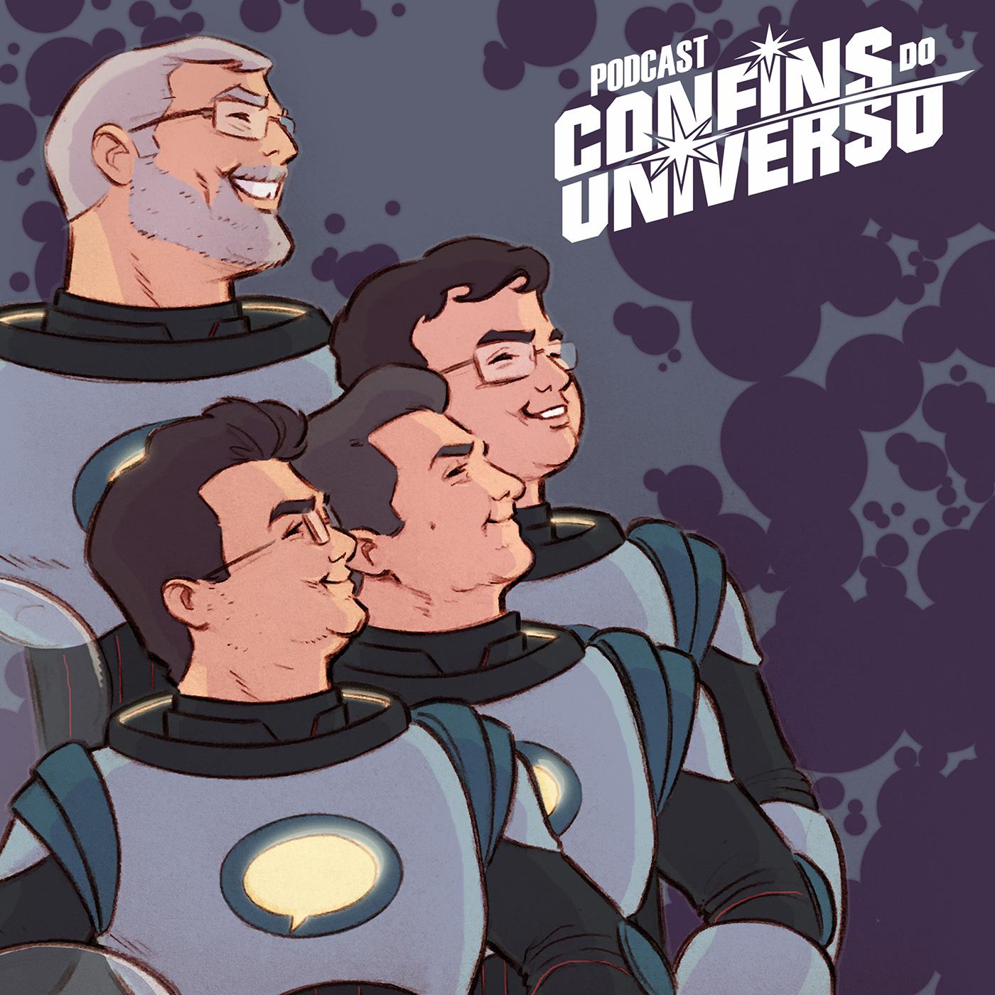 Confins do Universo, por Vitor Cafaggi