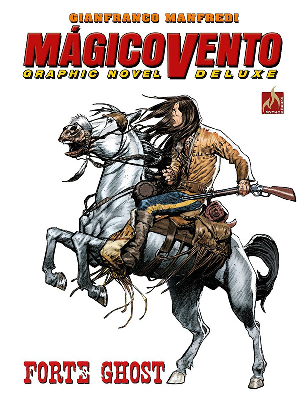 Mágico Vento – Graphic Novel Deluxe – Volume 1