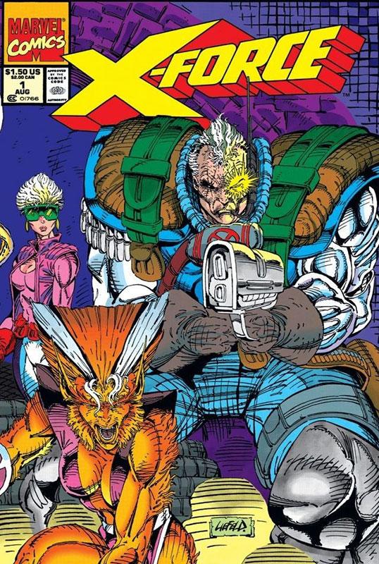 X-Force # 1