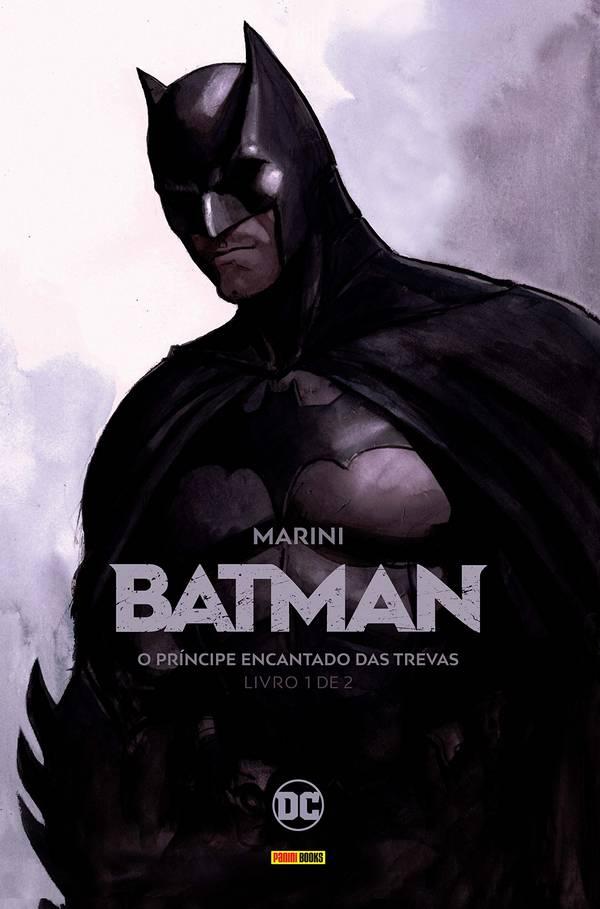 Batman - O Príncipe Encantado das Trevas