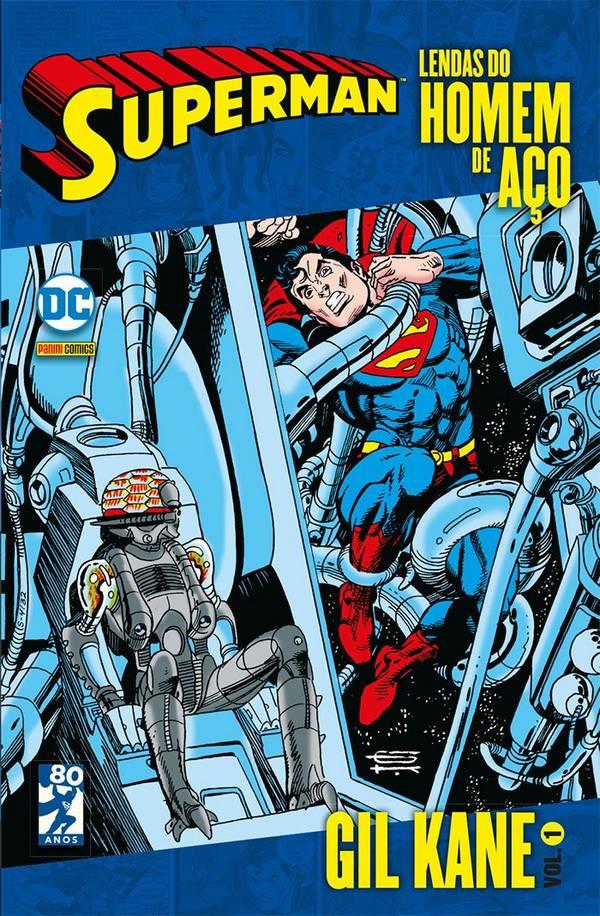 Superman - Lendas do Homem de Aço - Gil Kane