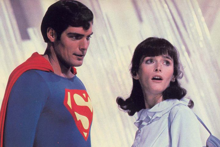 Margot Kidder, como Lois Lane