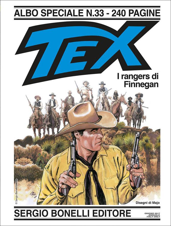 Tex Speciale # 33