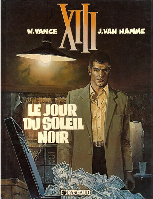 XIII - Le Jour du Soleil Noir